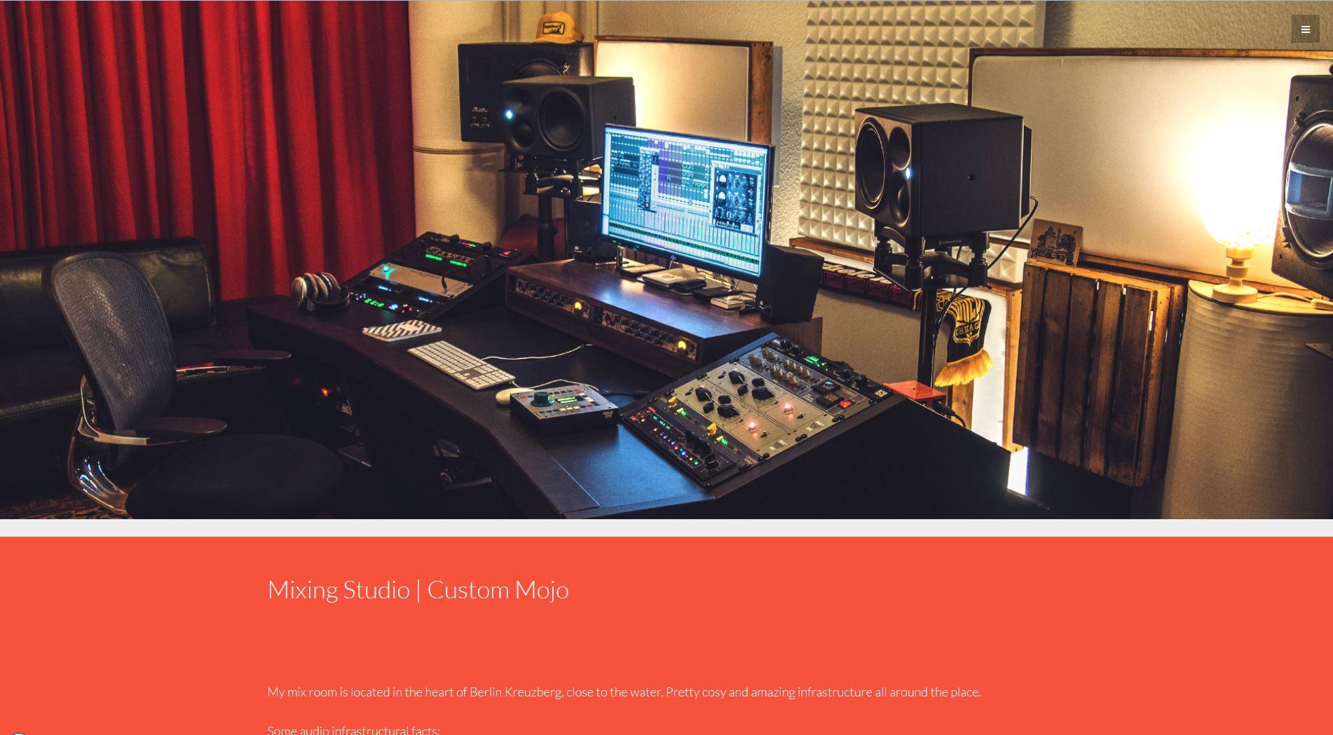 Joe Joaquin // sound engineering